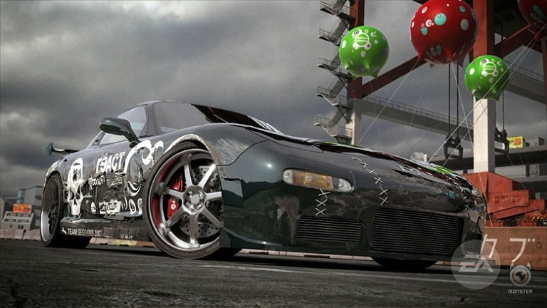 Media: Need for Speed: ProStreet