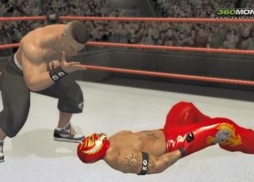 Media: WWE SmackDown Vs. RAW 2007