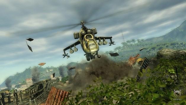 Mercenaries 2: World in Flames Review