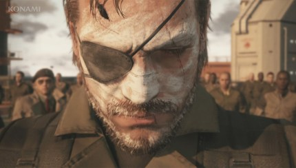 Metal Gear Solid 5 - E3 2014 Trailer