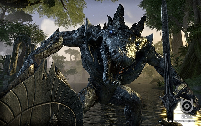 Microsoft Store lists The Elder Scrolls Online as February release