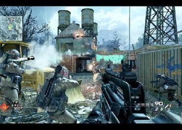 Modern Warfare feels the Resurgence