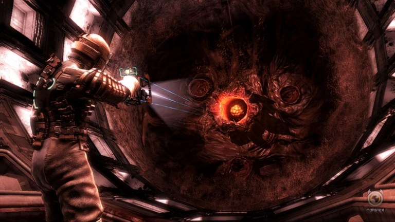 Monster Q&A - Dead Space