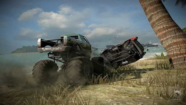 MotorStorm 2 to feature 'interactive vegetation'