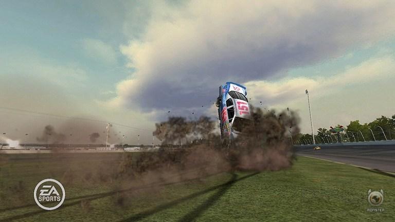 NASCAR 08 Demo Live