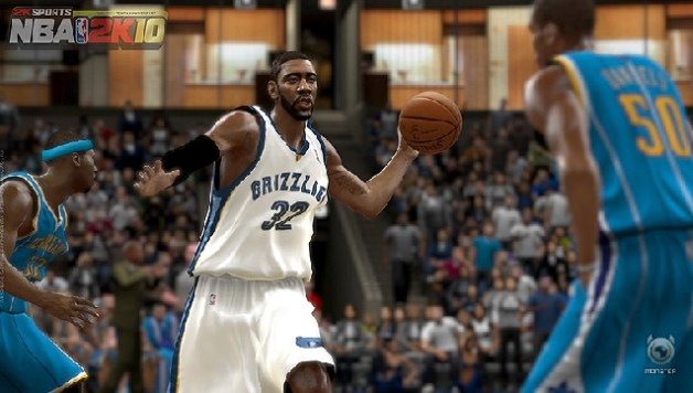 NBA 2K10 Review