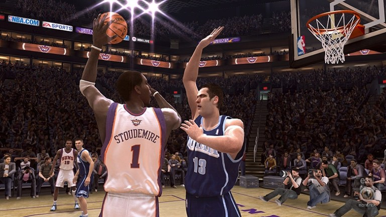 NBA Live 08 Review