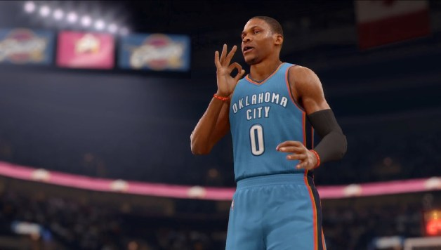 NBA Live 16 - E3 Gameplay Trailer