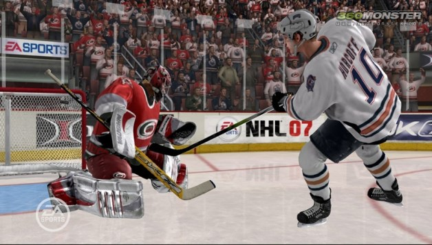 NHL 07 Review