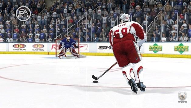 NHL 08 Demo