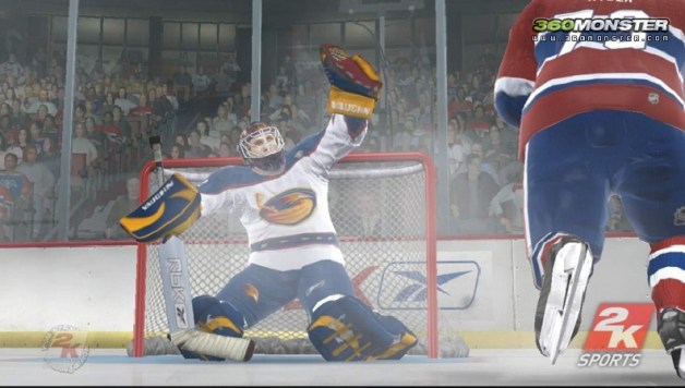 NHL 2K7 Review