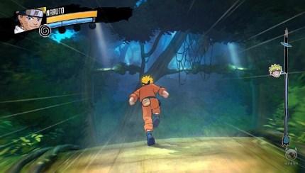 Naruto: Rise of a Ninja Preview