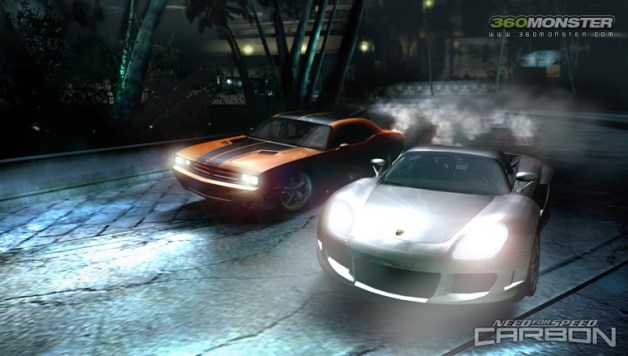 Need for Speed: Carbon Premium Content