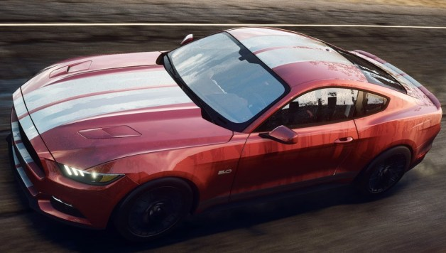 Need for Speed Rivals - 2015 Mustang Gameplay