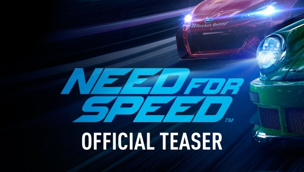 Need for Speed - Teaser Trailer