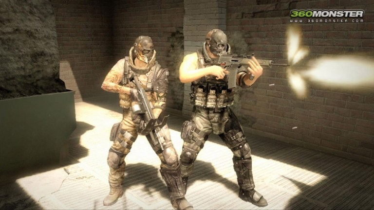 New Army of Two Achievements and Download Content Available