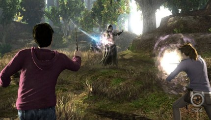 New Harry Potter to contain first-person shooter elements?