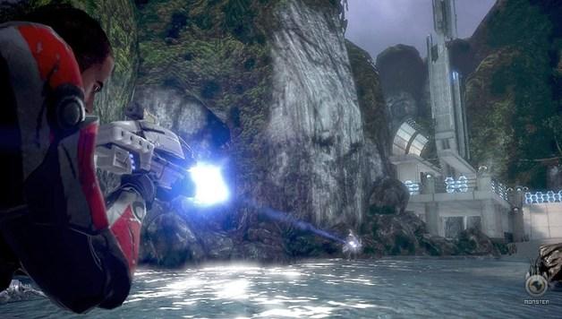 New Mass Effect Screenies