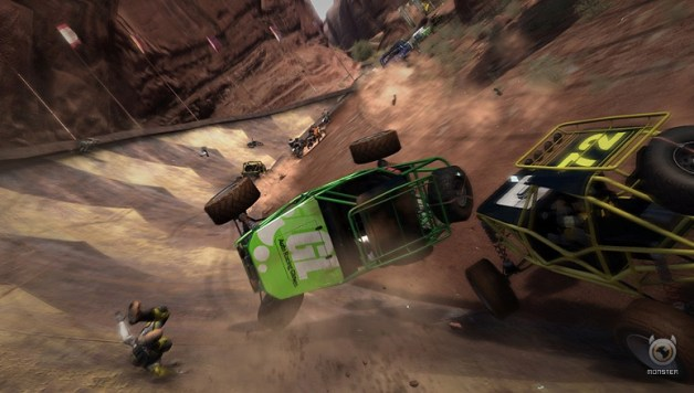 New Motorstorm Tracks on Thursday
