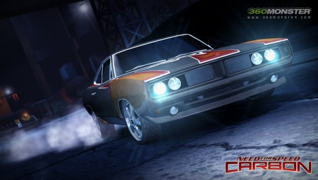 New Need for Speed: Carbon Trailer