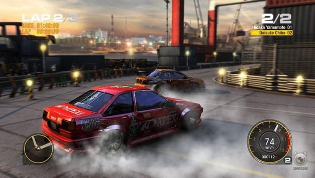New Race Driver: Grid achievements