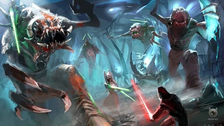 New Star Wars Unleashed content avaliable