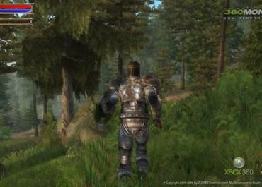 New Two Worlds Screenshots