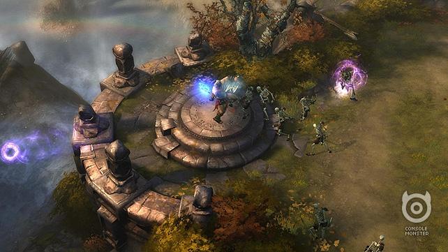 Next-gen Diablo III receive major patch