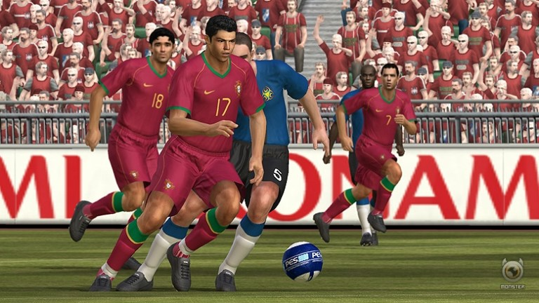 PES 2008 to launch just before Fifa 08