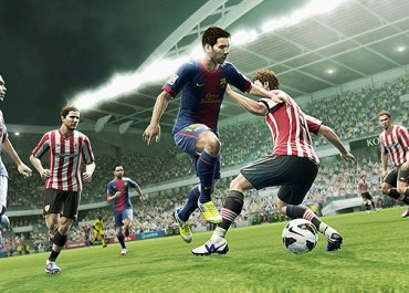 PES 2013 debut trailer and info