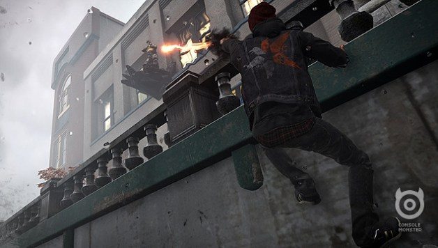 PS4 hardware sales jump 106% on InFamous: Second Son launch