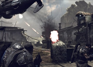 Patcher Predicts Gears Of War Future