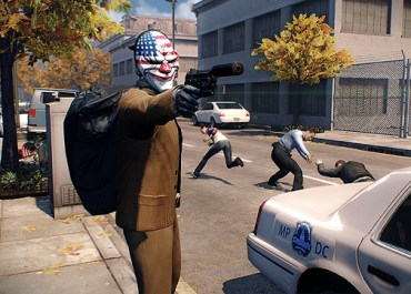 Payday 2 Launches on PlayStation 3 Tomorrow