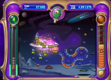 Peggle Arrives on the PS3 - Full Review by James Review
