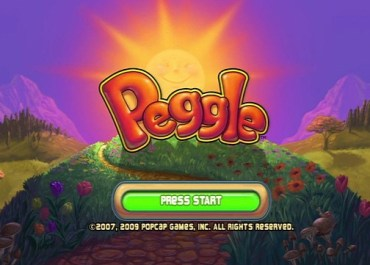 Peggle Twitter Giveaway