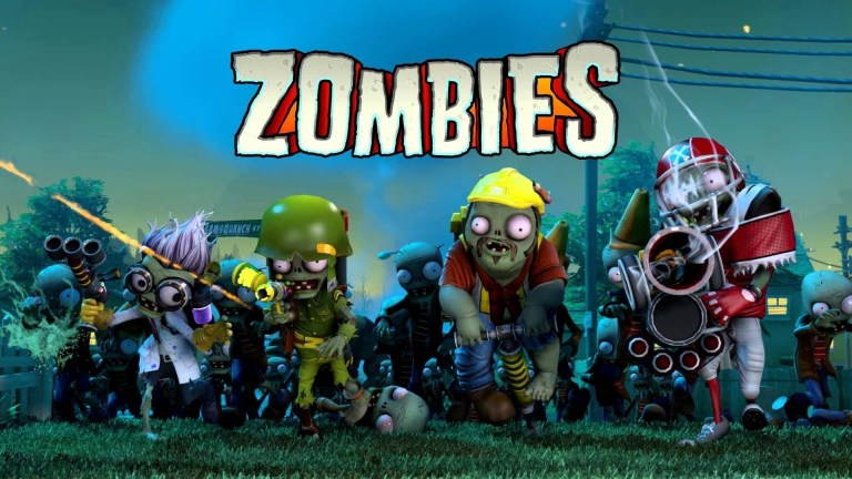Plants vs. Zombies Garden Warfare - Zombies Trailer
