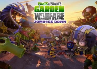 Plants vs. Zombies Garden Warfare - Zomboss Down Trailer