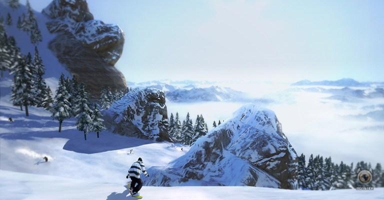 Play Shaun White Snowboarding at Big Freeze - London