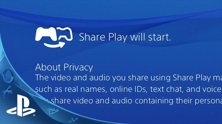 PlayStation 4 Share Play Walkthrough