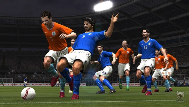 Pro Evolution Soccer 2009 - release and demo dated