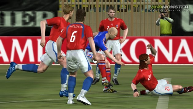 Pro Evolution Soccer to make its debut at E3