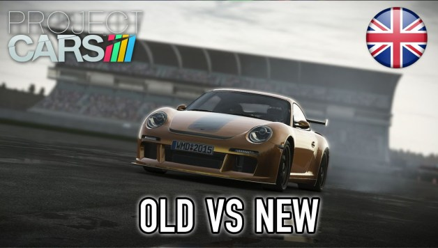 Project CARS - Old vs New DLC Preview