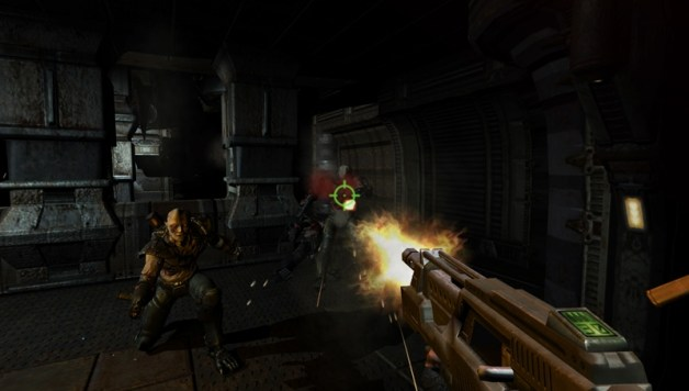 Quake IV Demo Hits the Marketplace!