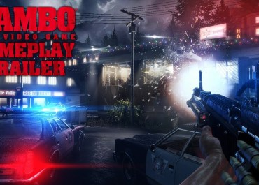 Rambo: The Video Game - GamePlay Trailer