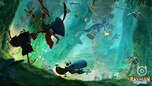 Rayman Legends Review