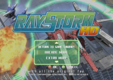 Raystorm HD Review