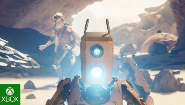 ReCore - Announcement Trailer