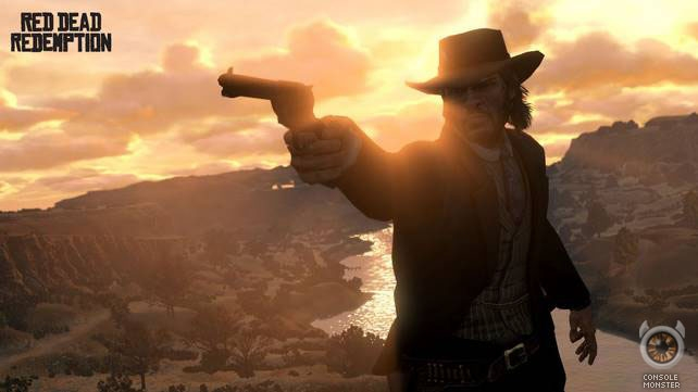 Red Dead Redemption - Liars and Cheats Trailer