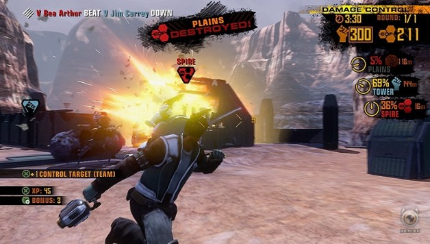 Red Faction: Guerrilla Multiplayer demo dated