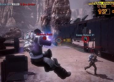 Red Faction Release Slips Forward